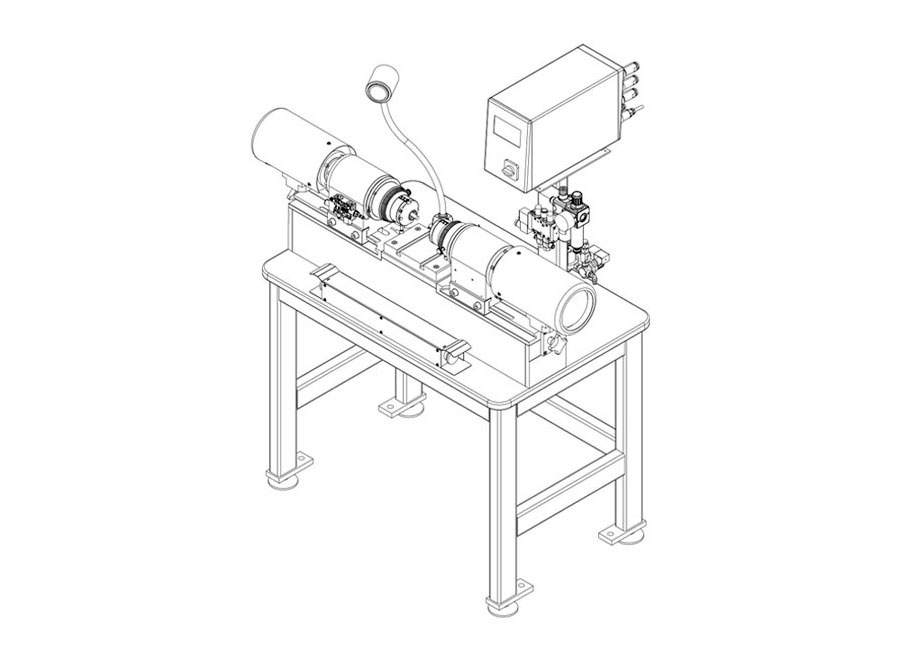 Double Riveting Machines