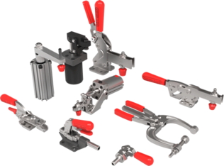 Manual Toggle Clamps