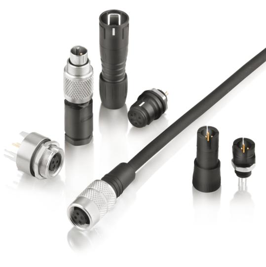 Subminature Circular Connectors