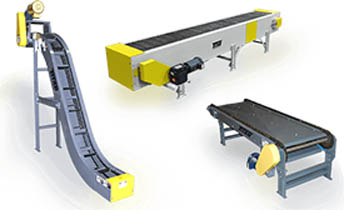 Titan CHAIN BELT CONVEYORS