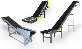 Titan FLOOR TO FLOOR / INCLINE CONVEYORS