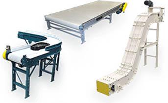 Titan PLASTIC BELT Conveyors