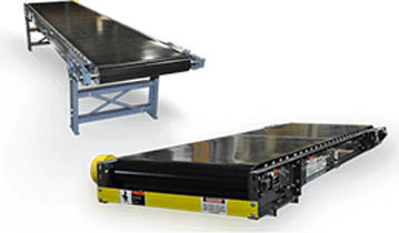 Titan ROLLER BED CONVEYORS