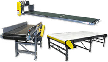Titan SLIDER BELT CONVEYORS