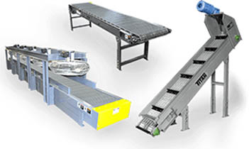 Titan WIRE MESH BELT CONVEYORS
