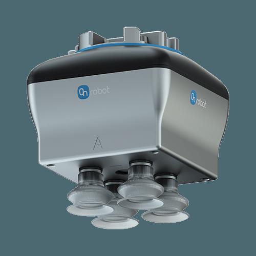 VGC10 – COMPACT, CUSTOMIZABLE ELECTRICAL VACUUM GRIPPER