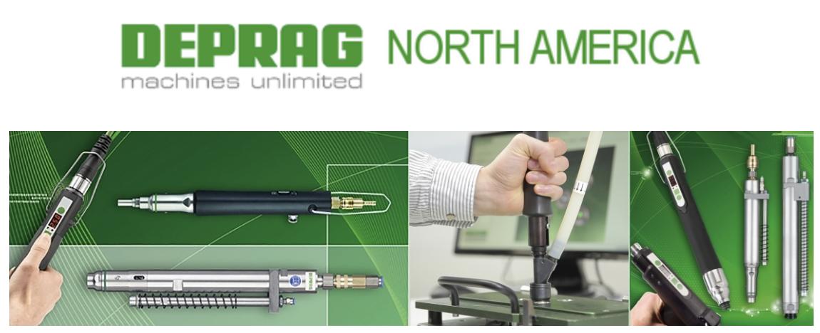 Deprag - Piedmont Technical Sales Rep