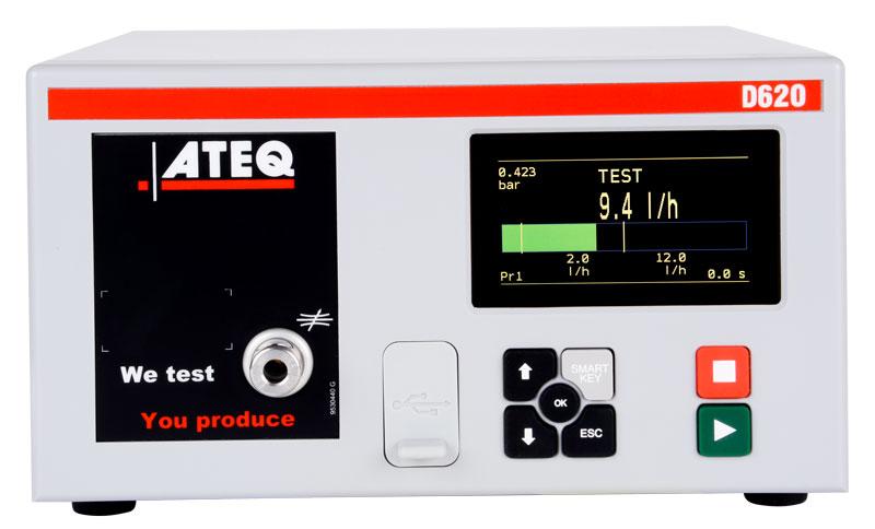 Ateq Flow Tester - Piedmont Technical Sales