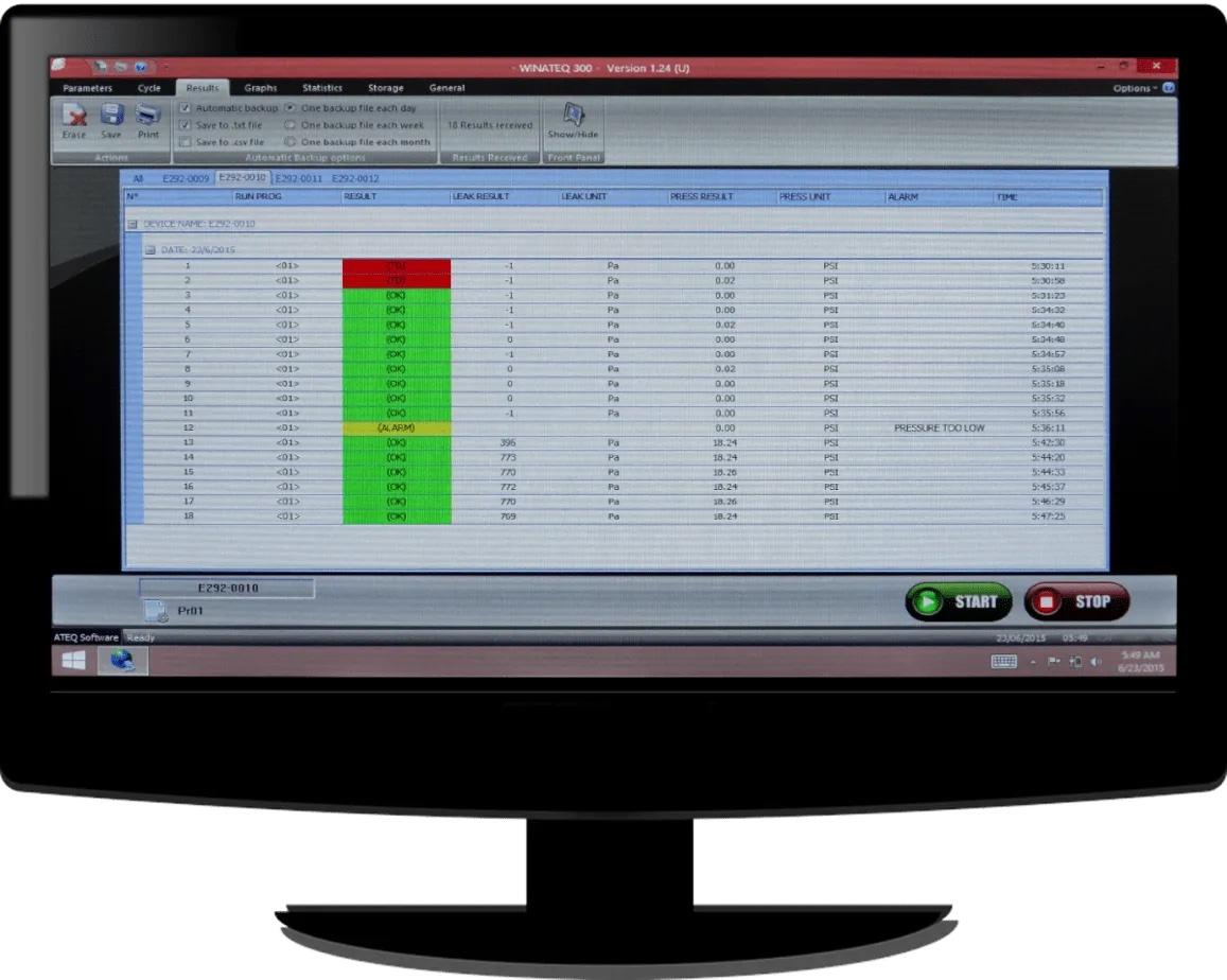 Ateq Software - Piedmont Technical Sales