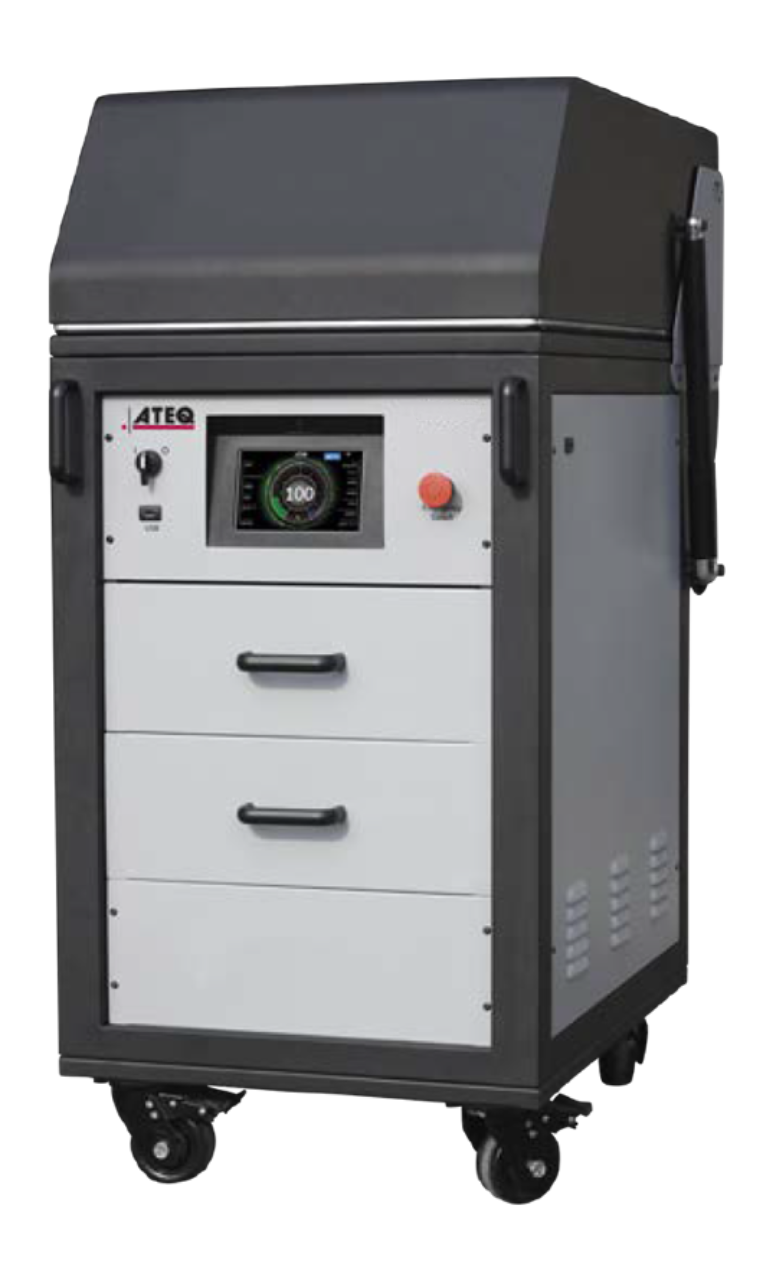 Ateq Battery Tester - Piedmont Technical Sales