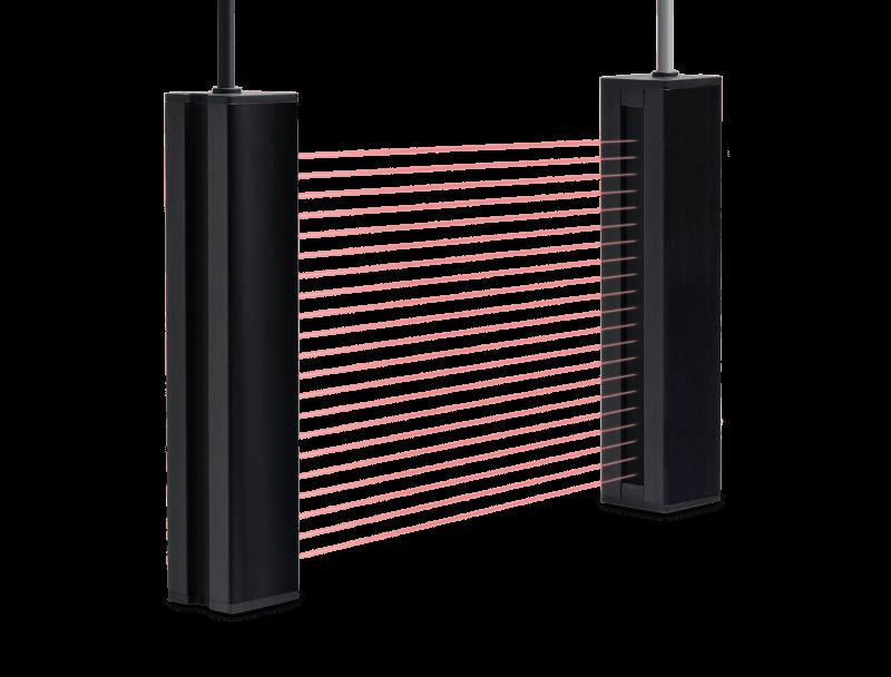 Telco Sensors Measuring Light Curtains - Piedmont Technical Sales