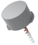 Audiowell Transducers with Wire Harness - Piedmont Technical Sales